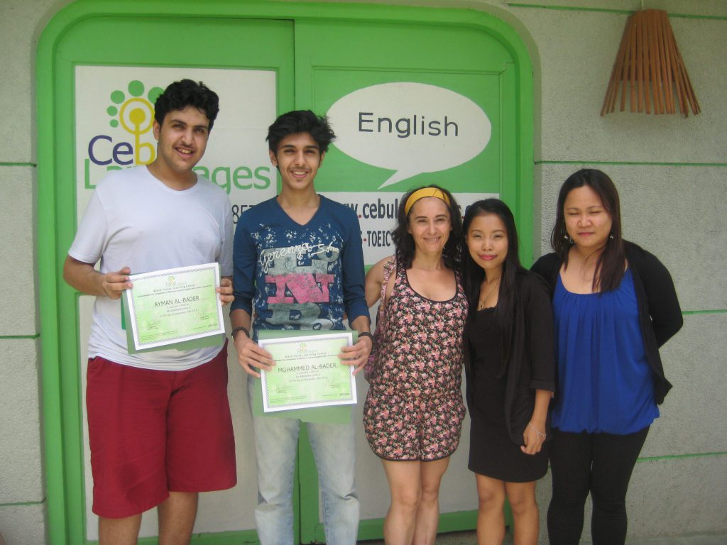 English IELTS Study Course Center Cebu Philippines ESL School Gallery سيبو المدرسة الانجليزية الفلبين