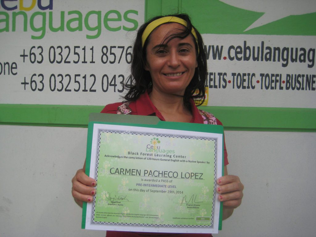 english instruction philippines cebu languages esl school learn fluency center Gallerycebú escuela Inglés filipinas