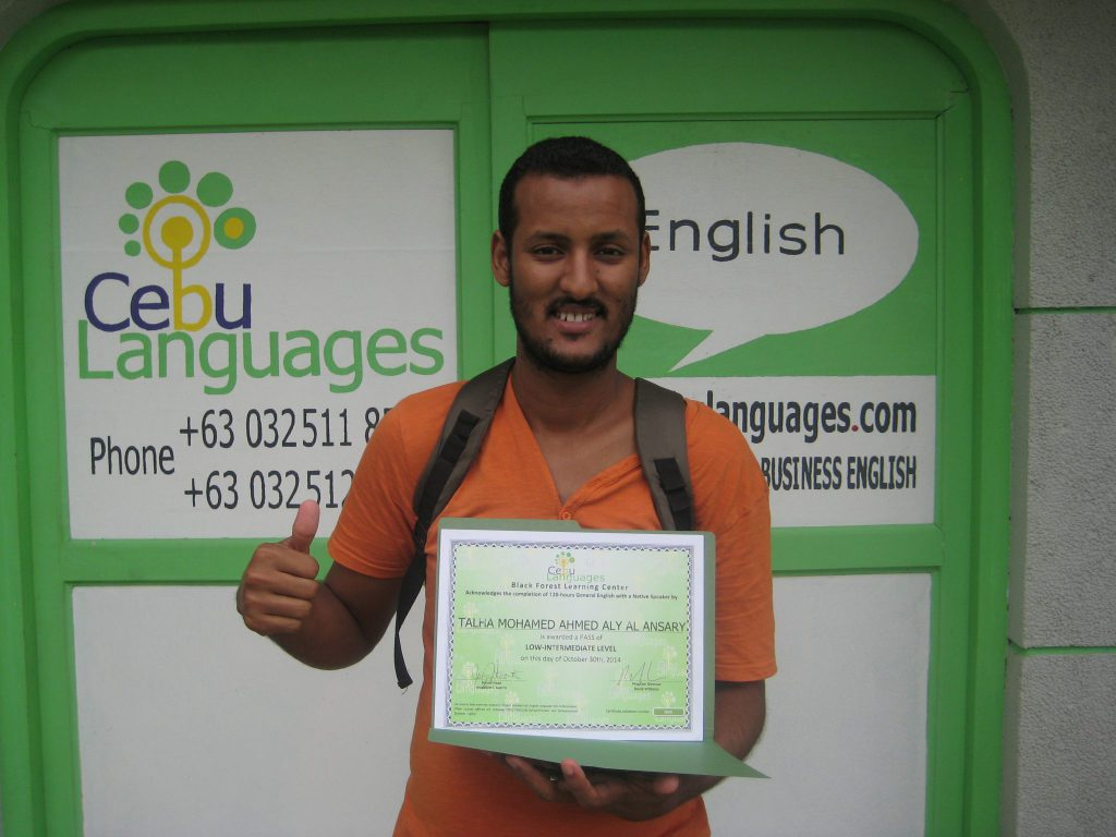 learn intensive general english