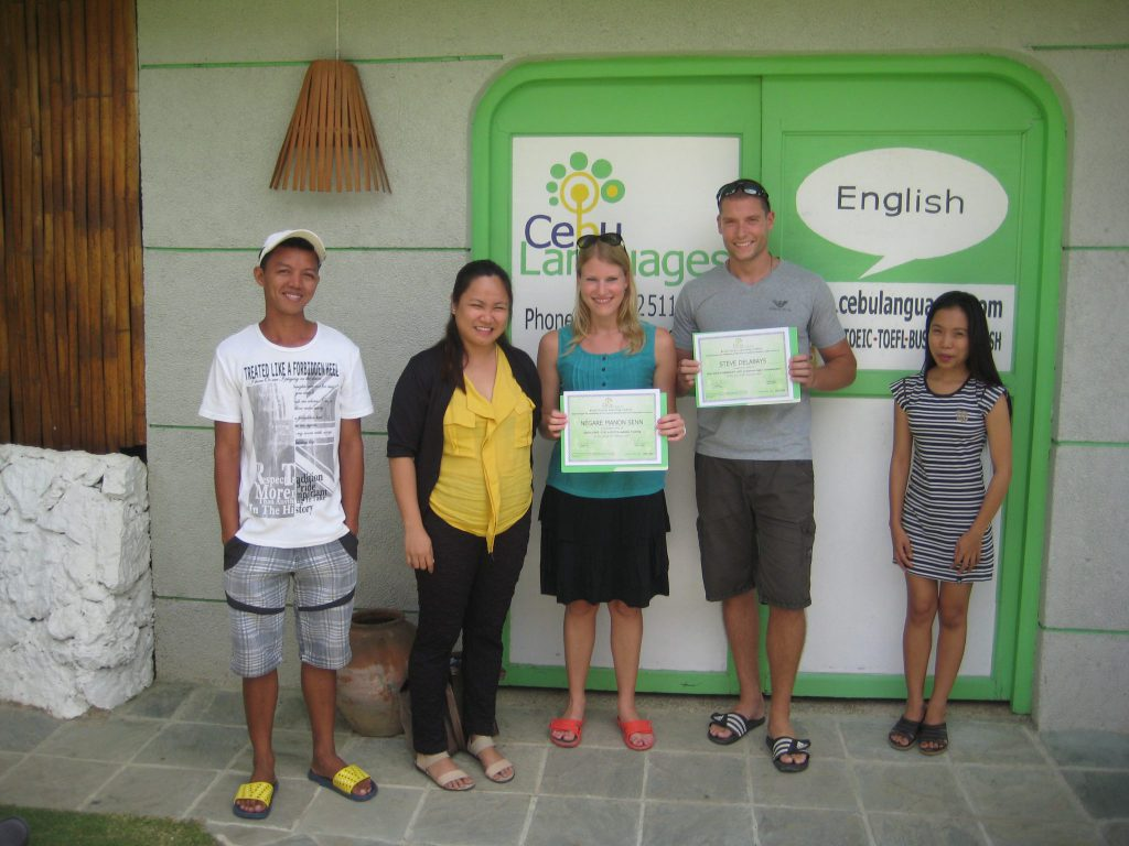 study ielts english course