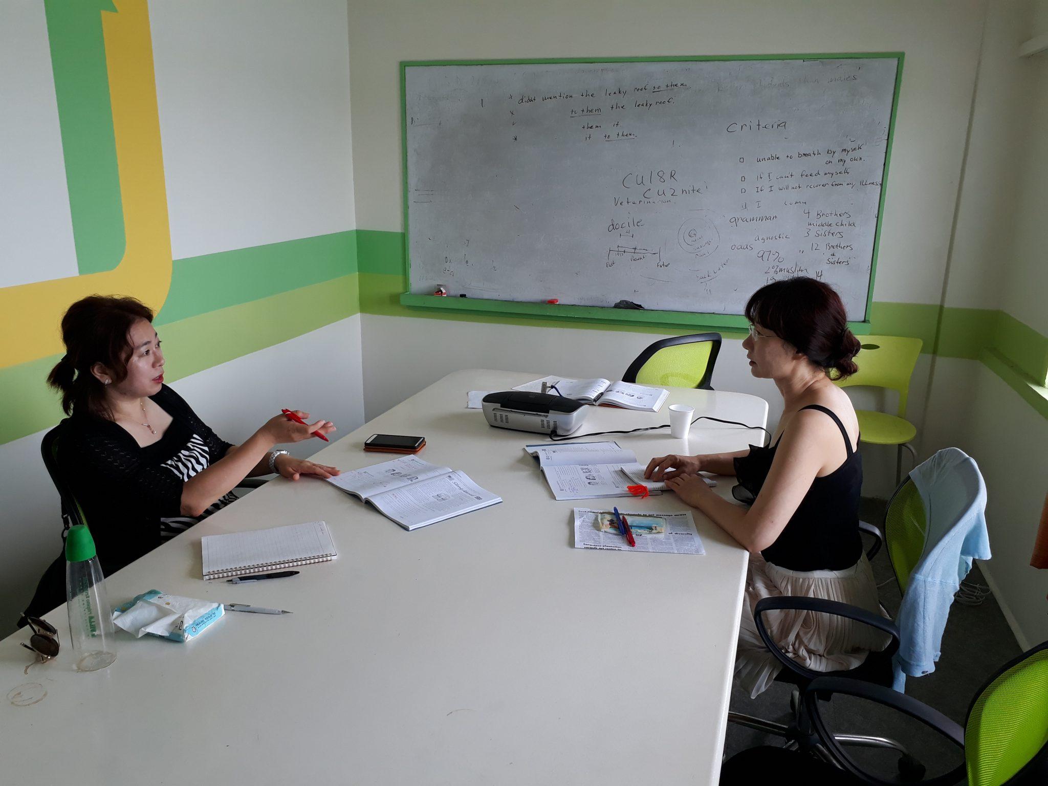 Cebu Languages Classroom